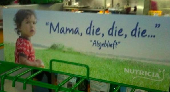 mama die