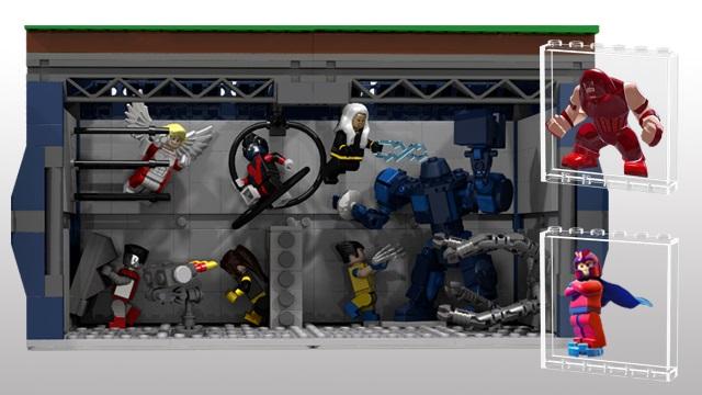 LegoX3