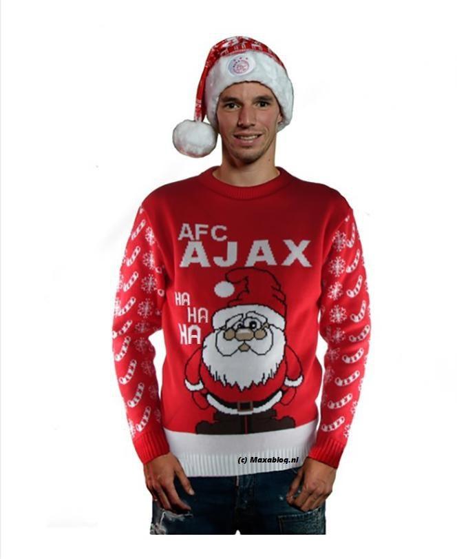 Kersttrui Ajax.Nu In De Winkel De Ajax Kersttrui Maxablog